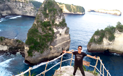 PAKET TOUR 1 Hari 1 Malam ke Nusa Penida