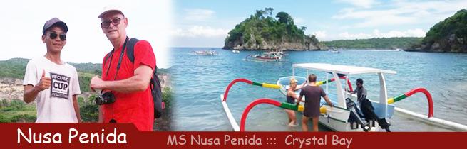 Paket Halfday + Snorkeling Nusa Penida