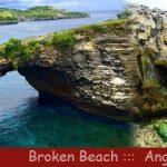 nusa penida beach