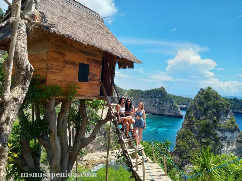 Cara Seru Traveling Ke Nusa Penida Dalam Satu Hari