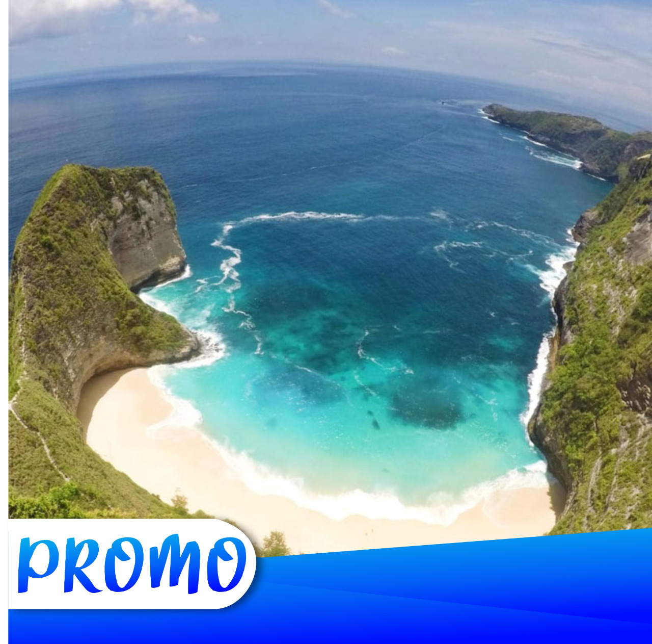 Jangan Lewatkan ! Promo New Normal Paket Wisata Nusa Penida